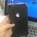 Độ táo sáng cho iPhone 6 6S 7 Plus một màu trắng