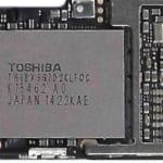 nâng cấp bộ nhớ trong iphone