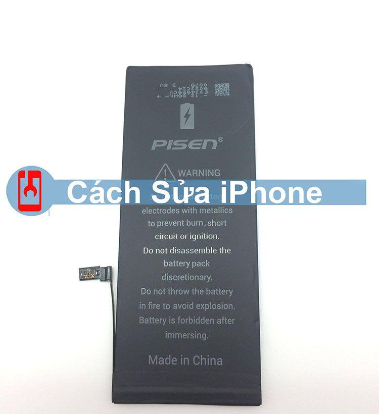 Pin Iphone Chính Hãng Pisen Dung Lượng Cao