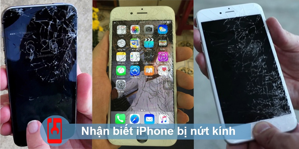 Iphone Bi Nut Kinh