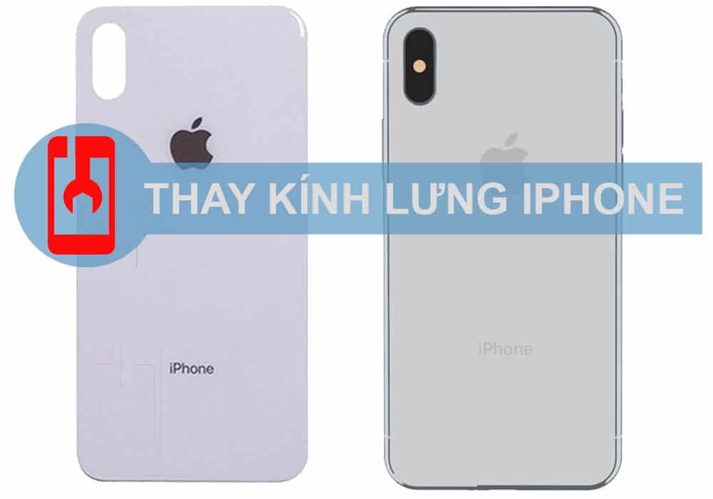 Thay Mặt Kính Lưng Iphone