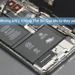 Những Lưu ý Không Thể Bỏ Qua Khi Tự Thay Pin Iphone