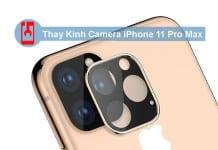 Thay Kiính Camera Iphone 11 Không Cần Bóc Máy