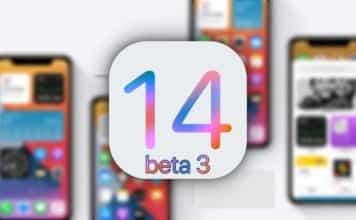 cập nhật ios 14.2 beta 3