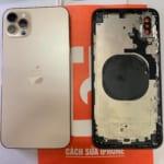 Độ iPhone X Lên iPhone 12 Pro