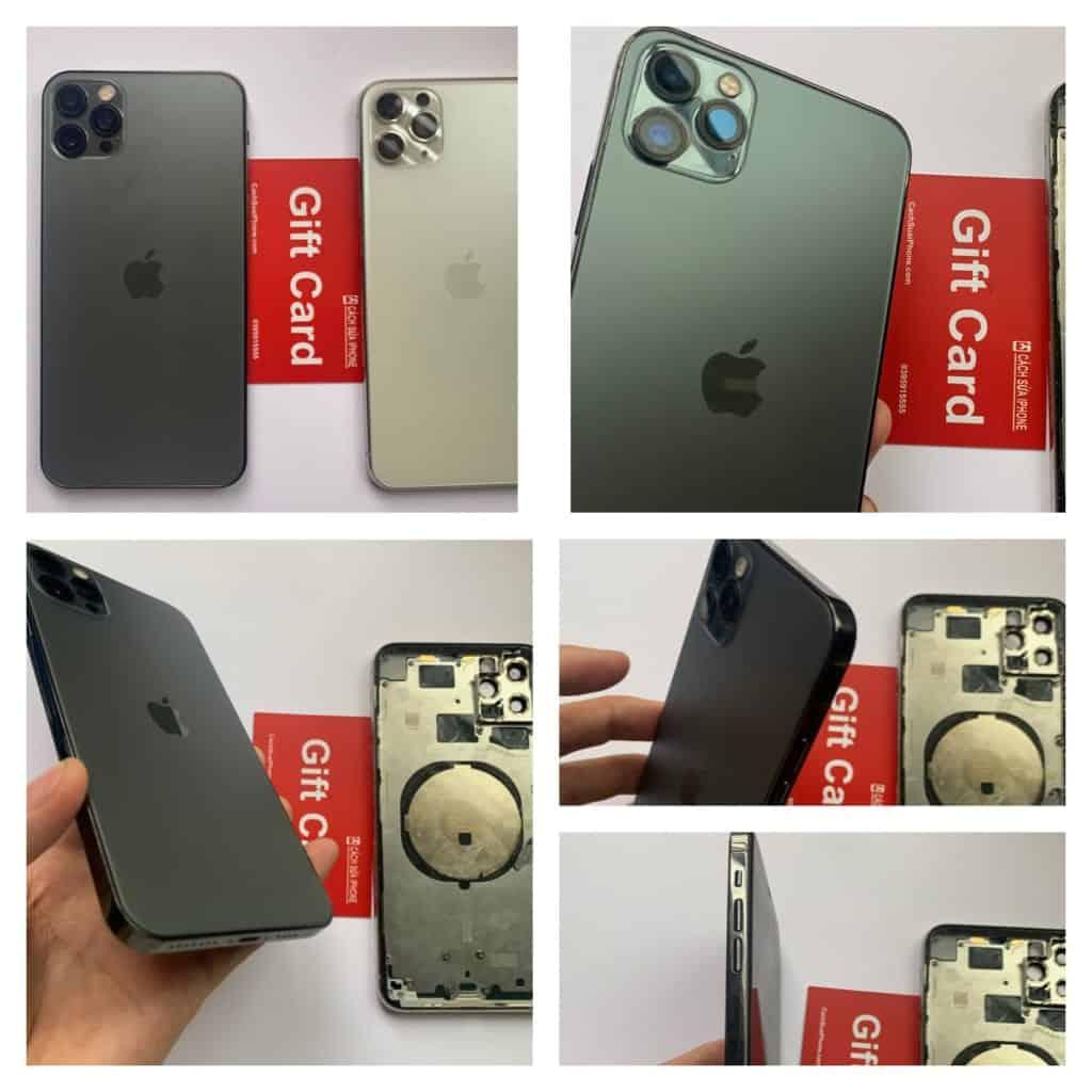 iphone 11 pro max độ lên 12 pro max